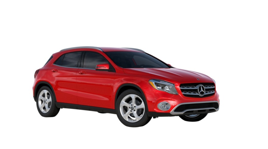 Color Options For The 2018 Mercedes Benz Gla