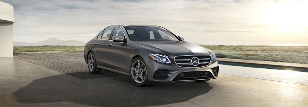 Learn About the E-Class' Available Engine Options