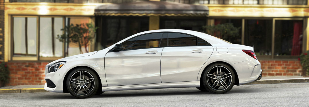How fuel efficient is the 2018 Mercedes-Benz CLA?