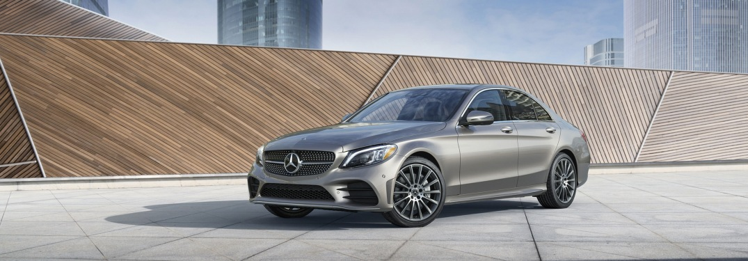 Customize the New C-Class Sedan to your Liking