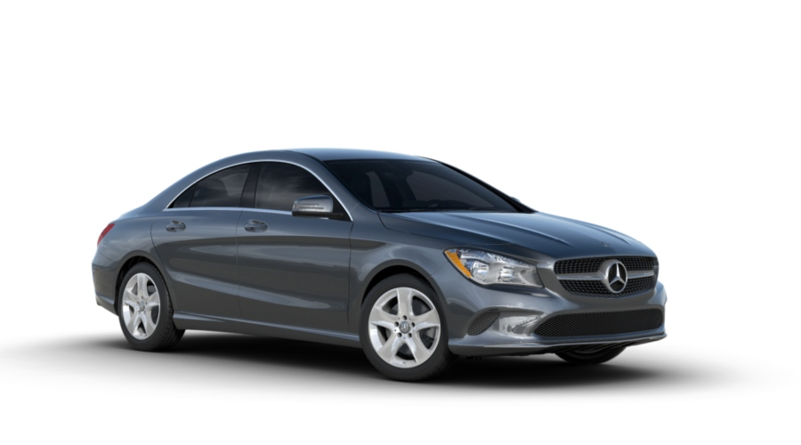 2019 Mercedes-Benz CLA in Mountain Grey metallic