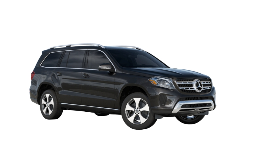 2019 Mercedes-Benz GLS in Obsidian Black Metallic