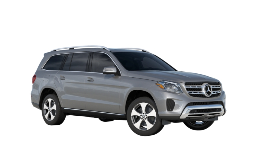 2019 Mercedes-Benz GLS in Iridium Silver metallic