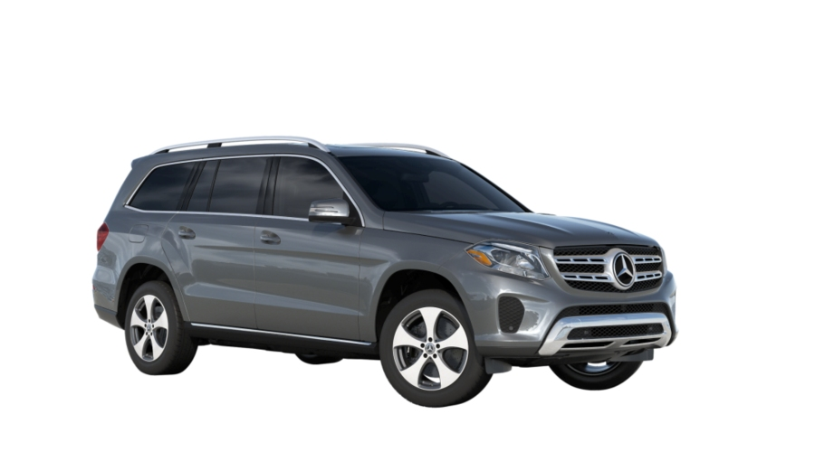 2019 Mercedes-Benz GLS in Selenite Grey metallic
