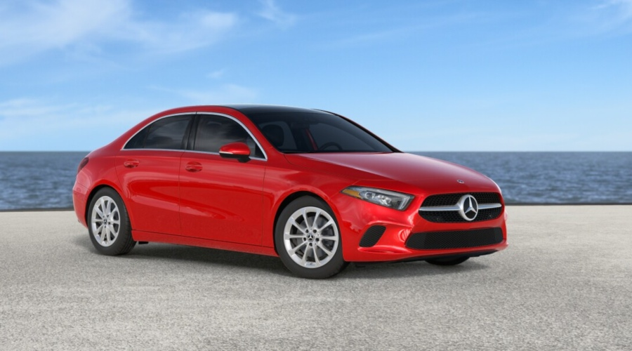 Mercedes Benz Of Wilmington >> Color Options for the 2019 Mercedes-Benz A-Class