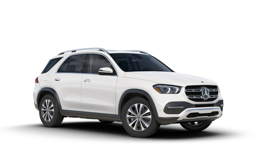 2020 Mercedes-Benz GLE in Polar White