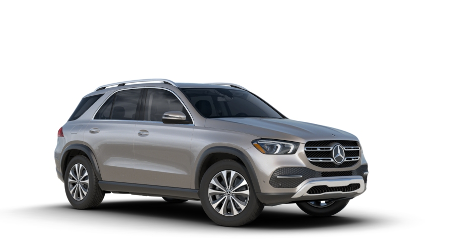 2020 Mercedes-Benz GLE in Mojave Silver metallic