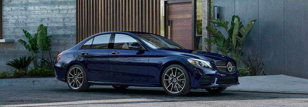 2020 Mercedes-Benz C-Class offers extensive list of technology and comfort Features