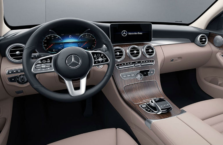 2020 Mercedes-Benz C-Class Technology Features - Mercedes-Benz of ...