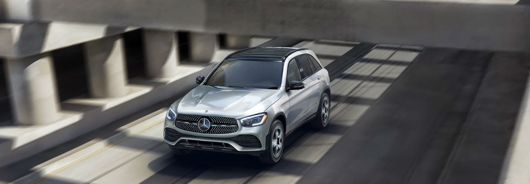 2020 Mercedes-Benz GLC delivers powerful performance specs through two available engine options