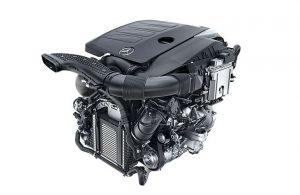 2020 Mercedes-Benz GLC 2.0-liter Inline 4-Cylinder Turbo