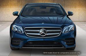 2020 Mercedes-Benz E-Class front profile