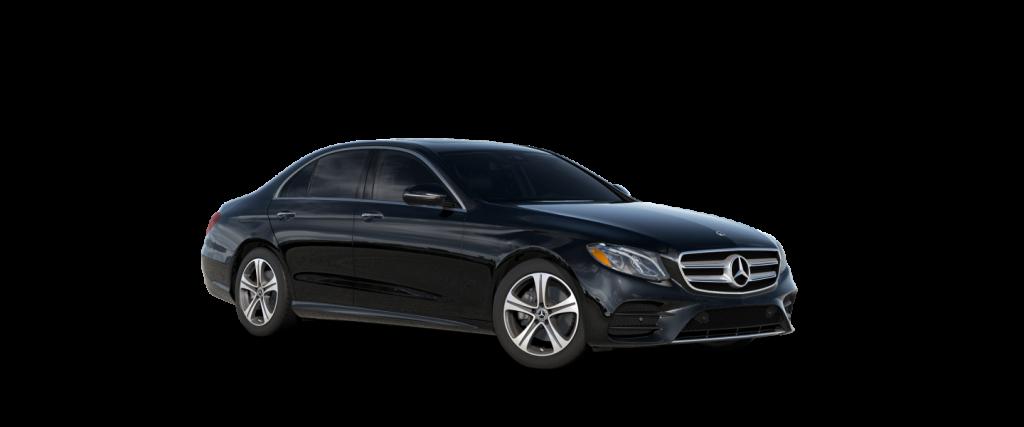 2020 Mercedes-Benz E-Class Black