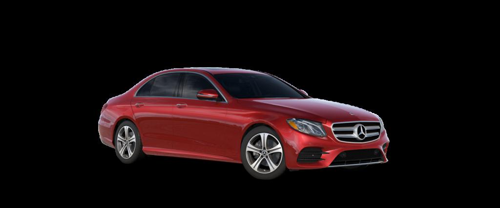 2020 Mercedes-Benz E-Class Designo Cardinal Red Metallic