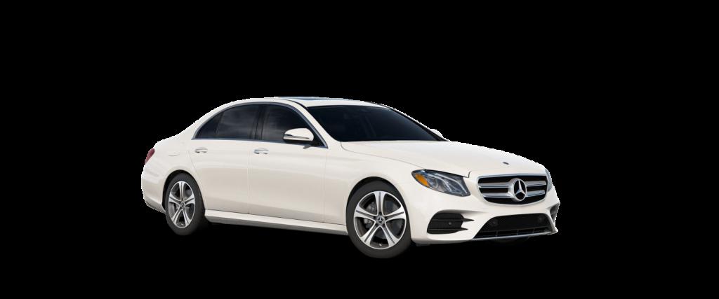 2020 Mercedes-Benz E-Class Designo Diamond White Metallic