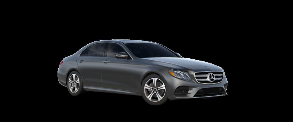 2020 Mercedes-Benz E-Class Designo Selenite Grey Magno Matte