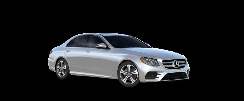 2020 Mercedes-Benz E-Class Iridium Silver Metallic