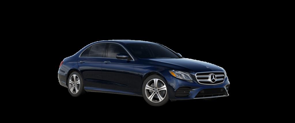 2020 Mercedes-Benz E-Class Lunar Blue Metallic
