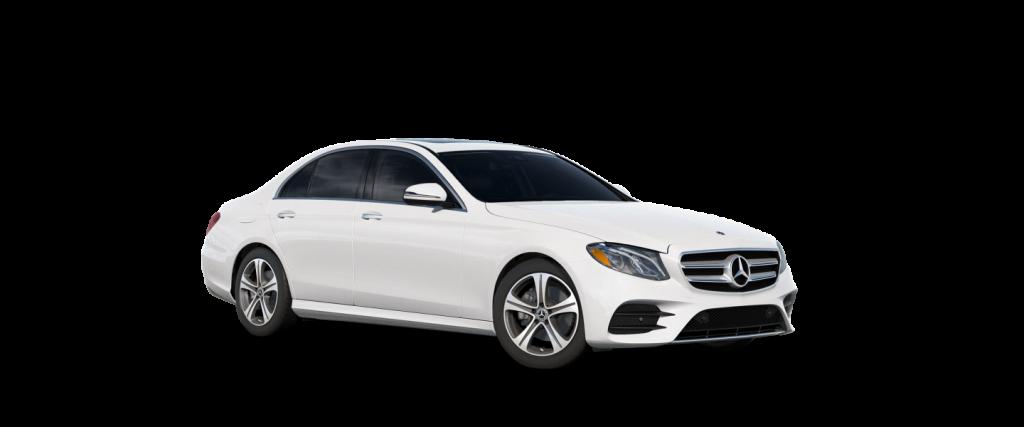 2020 Mercedes-Benz E-Class Polar White