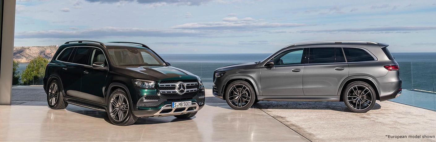 Passenger and cargo space abound in new 2020 Mercedes-Benz GLS luxury SUV