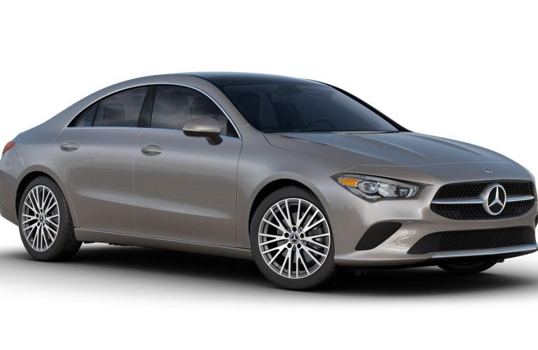 2020 Mercedes-Benz CLA Mojave Silver Metallic
