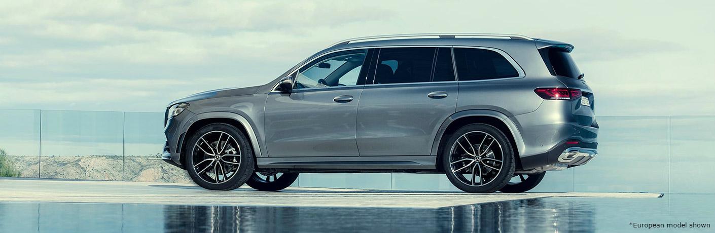 2020 Mercedes-Benz GLS side profile