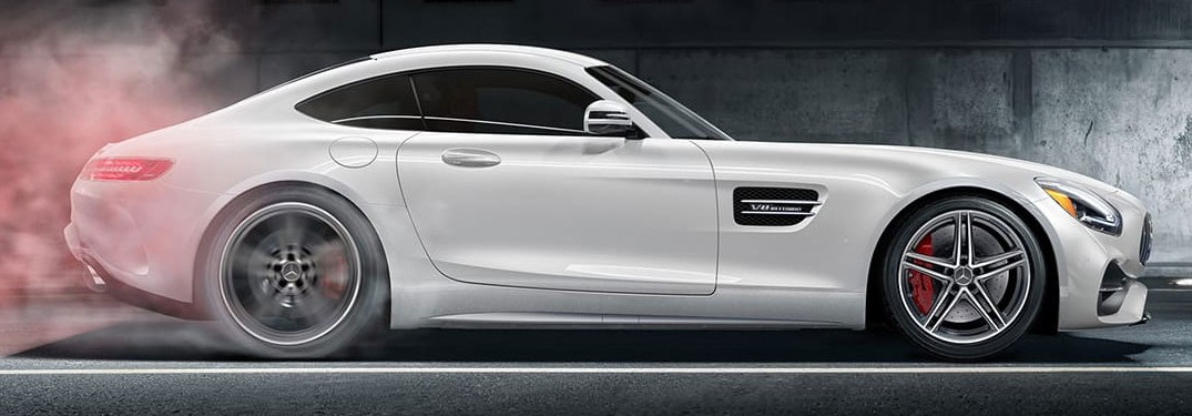 2020 Mercedes-Benz AMG® GT side profile