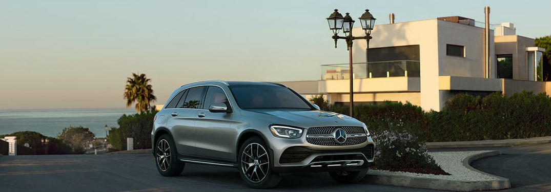 2020 Mercedes-Benz GLC is available in a variety of amazing color options