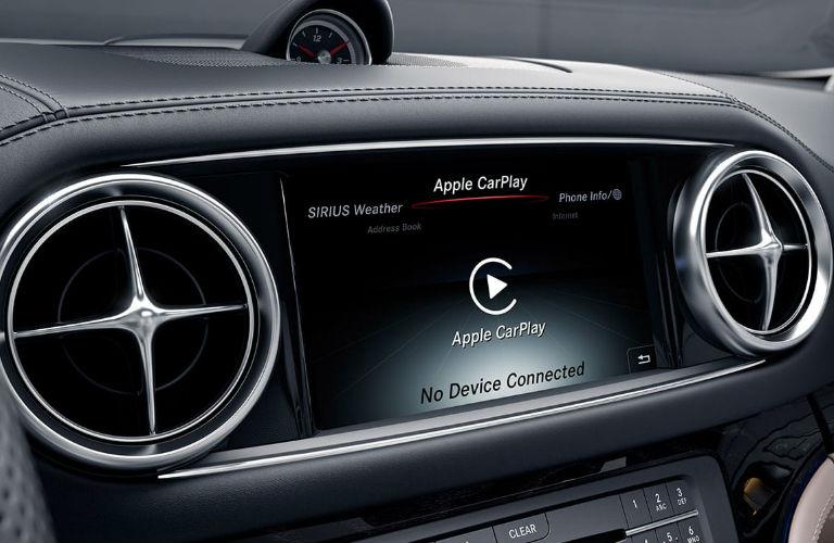 2020 Mercedes-Benz SL touchscreen display