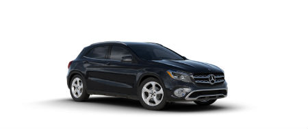 2020 Mercedes-Benz GLA Cosmos Black Metallic