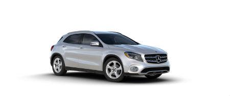 2020 Mercedes-Benz GLA Iridium Silver Metallic