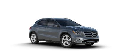 2020 Mercedes-Benz GLA Mountain Gray Metallic
