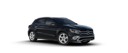 2020 Mercedes-Benz GLA Night Black