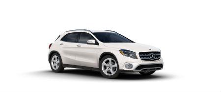 2020 Mercedes-Benz GLA Polar White