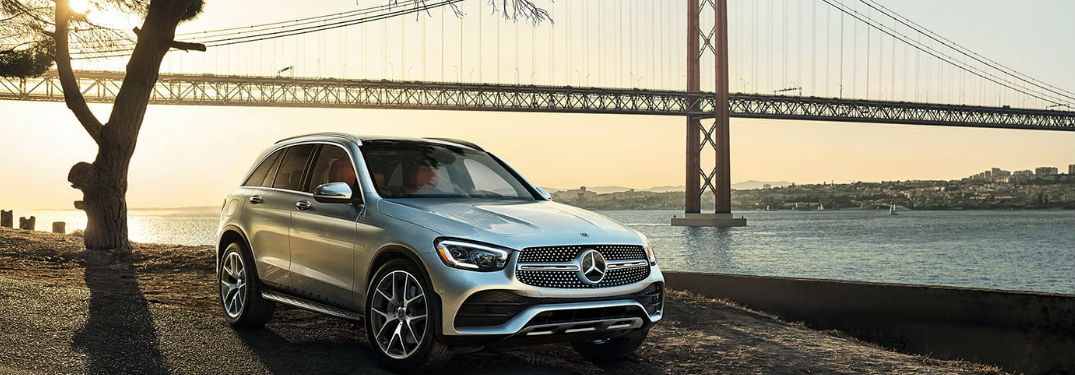 2020 Mercedes-Benz GLC offers impressive safety rating thanks to a long list of high-tech features