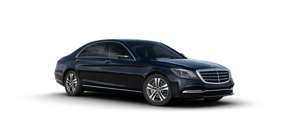 2020 Mercedes-Benz S-Class Anthracite Blue Metallic