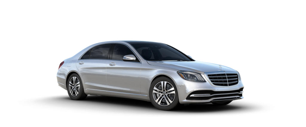 2020 Mercedes-Benz S-Class Iridium Silver Metallic