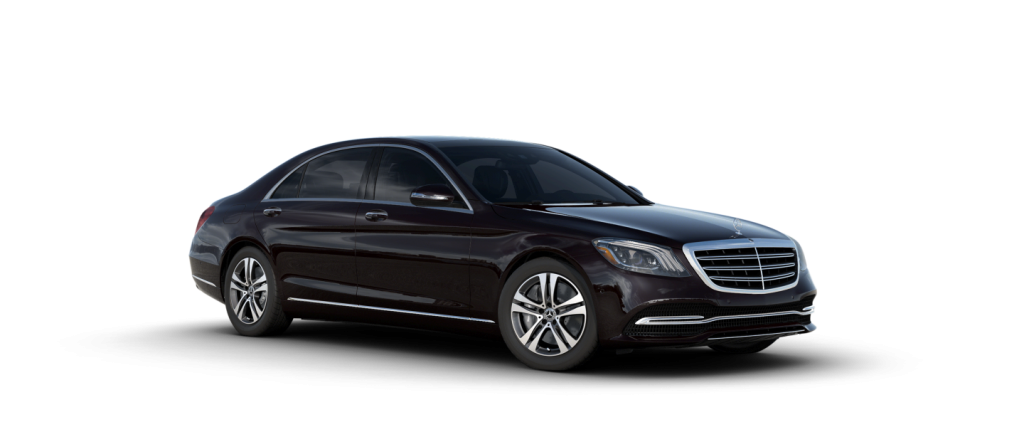 2020 Mercedes-Benz S-Class Ruby Black Metallic