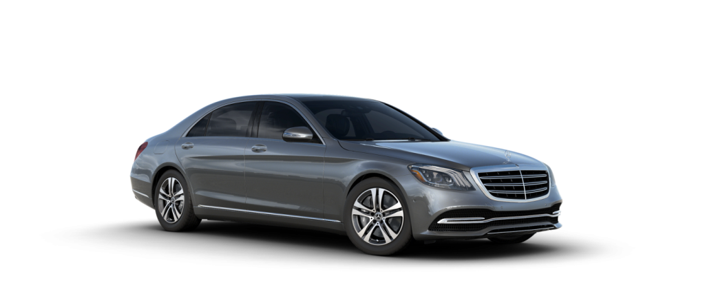 2020 Mercedes-Benz S-Class Selenite Grey Metallic