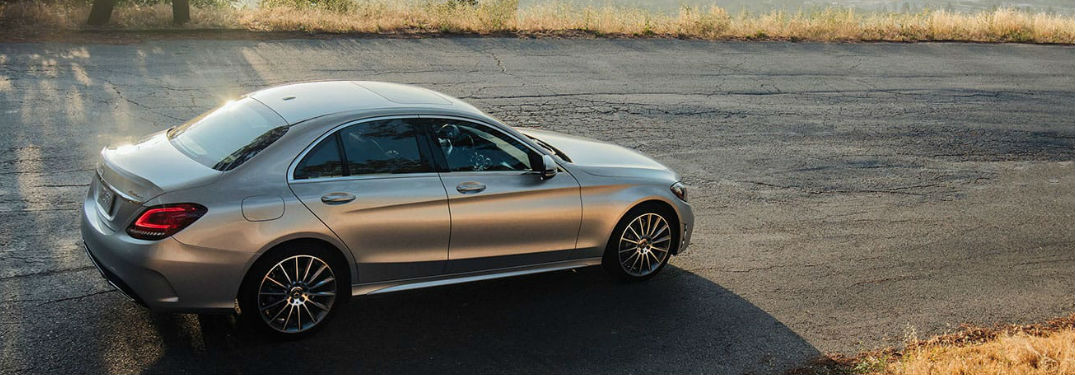 Performance specs of 2020 Mercedes-Benz C-Class Sedan offer impressive horsepower and torque ratings