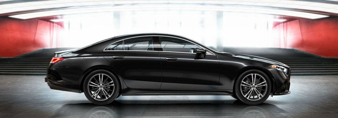 2020 Mercedes-Benz CLS side profile