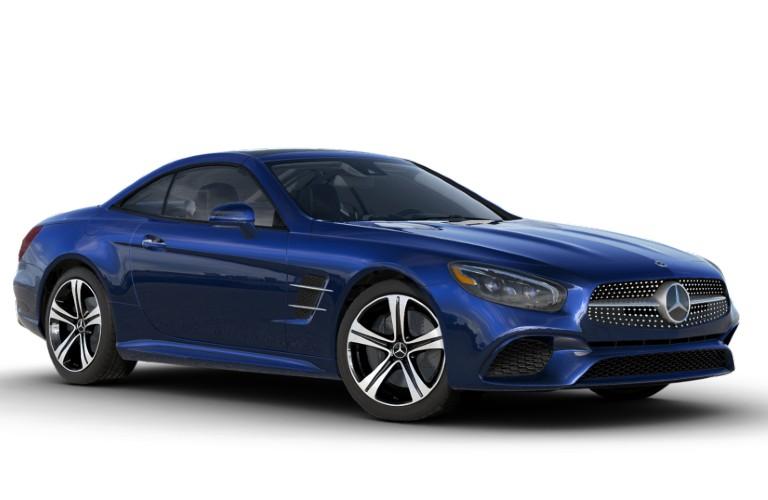 2020 Mercedes-Benz SL Brilliant Blue metallic
