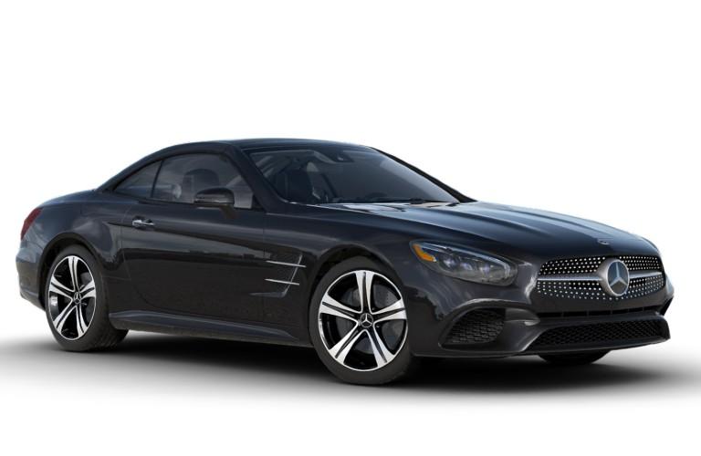 2020 Mercedes-Benz SL Graphite Grey metallic