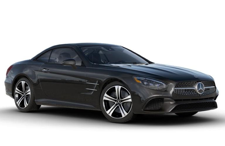 2020 Mercedes-Benz SL Obsidian Black metallic