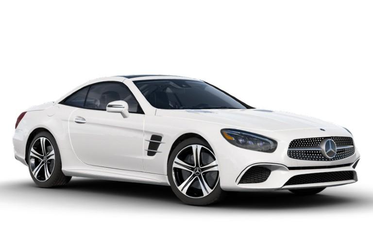 2020 Mercedes-Benz SL Polar White