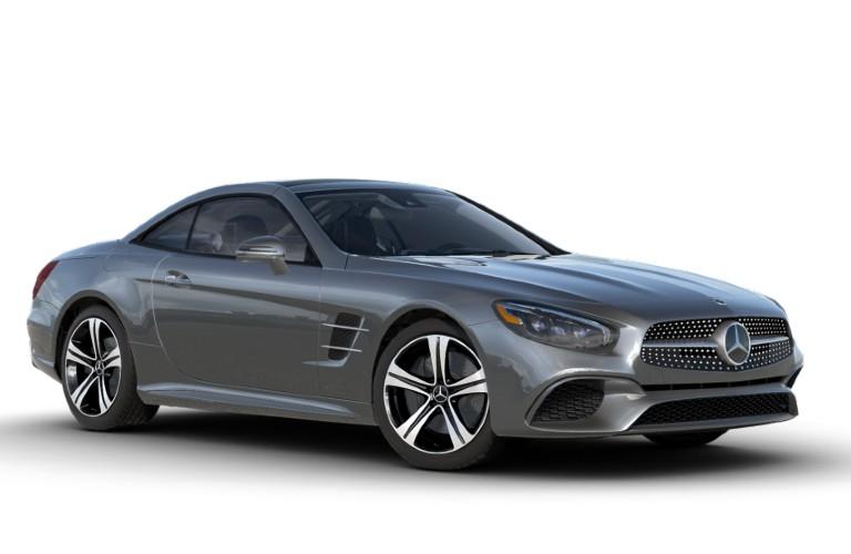 2020 Mercedes-Benz SL Selenite Grey metallic