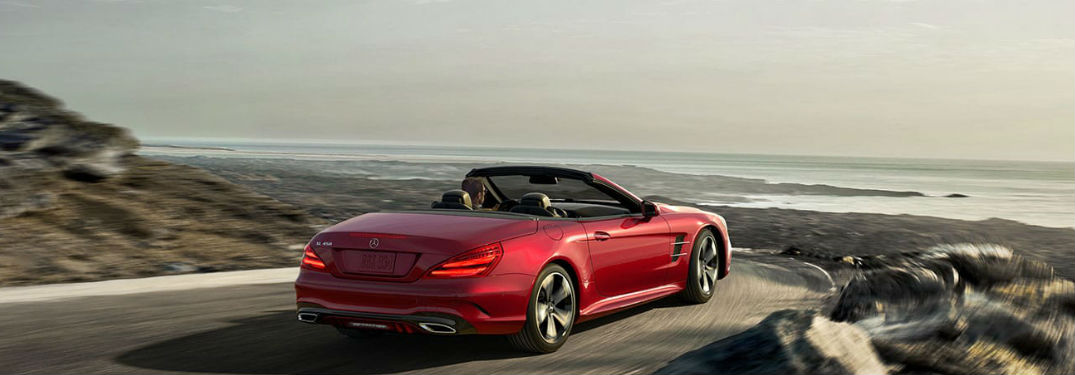 Powerful engine specs found in 2020 Mercedes-Benz SL deliver incredible horsepower and torque ratings