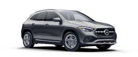 2021 Mercedes-Benz GLA Mountain Grey metallic