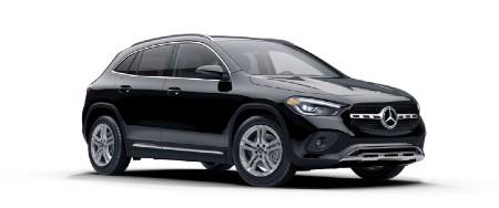 2021 Mercedes-Benz GLA Night Black