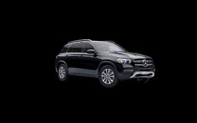 2021 Mercedes-Benz GLE Black